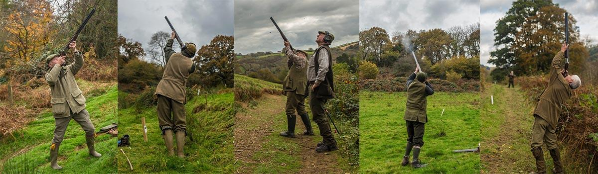 Pheasant shooting uk